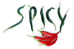 Free Red And Green Chili Pepper Royalty Free Stock Images - 47360709