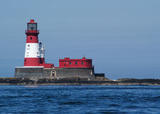 Free Red And White Lighthouse Royalty Free Stock Image - 27030986