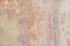 Free Red And Yellow Paints On Old Wall. Royalty Free Stock Photo - 79220735