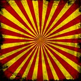 Red And Yellow Pattern Stock Photography