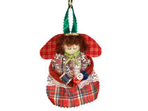 Free Red Angel Ornament Stock Photo - 1138540