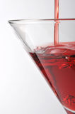 Red aperitif Royalty Free Stock Photography