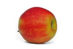 red apple żółty fotografia stock