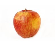 Red apple. Tasty red apple Stock Image