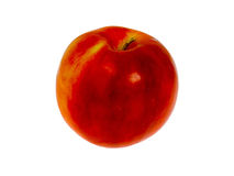 Red apple. Royalty Free Stock Image