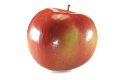 Red apple. Close up of red apple Royalty Free Stock Photo