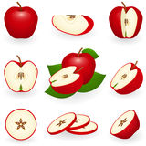 Red Apple Royalty Free Stock Image
