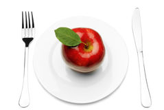 Free Red Apple Stock Photography - 21423162