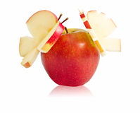 Red apple. Stock Images