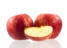 Red apple. Royalty Free Stock Photo