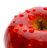 Red apple Royalty Free Stock Photos