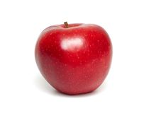 Red apple. Stock Photos