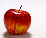Red apple background Royalty Free Stock Image