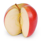 Red Apple (Clipping path) Royalty Free Stock Photo