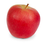 Red Apple (Clipping path) Royalty Free Stock Photography