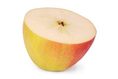 Red Apple (Clipping path) Stock Photography