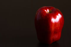 Red apple. Royalty Free Stock Photography