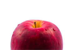 Red apple isolate Stock Photography
