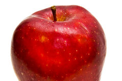 Red Apple Isolated Royalty Free Stock Photography