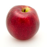 Red apple isolated Stock Images