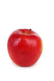 Red apple isolated on a white Royalty Free Stock Images