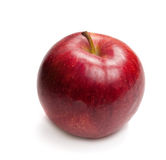 Apple. Red apple isolated on white background Royalty Free Stock Photography