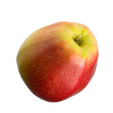 Red apple isolated on white Stock Image