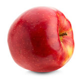 Red apple isolated on the white background Royalty Free Stock Photography