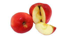 Red apple sweet Stock Photography