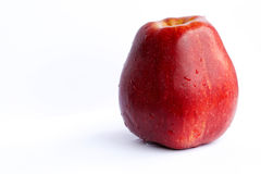 A red apple Stock Image