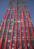 Red Apple Tower, Rotterdam Royalty Free Stock Image