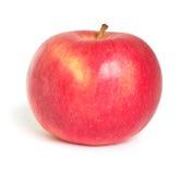 red apple white Obrazy Stock