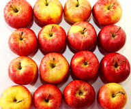 Red apples 2 Royalty Free Stock Photos