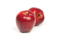 Red apples. Royalty Free Stock Photo
