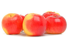 Red apples Royalty Free Stock Photos