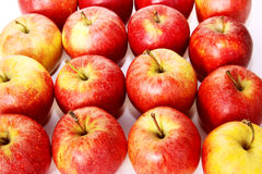 Red apples 3 Stock Photos
