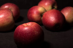 Red Apples Royalty Free Stock Image