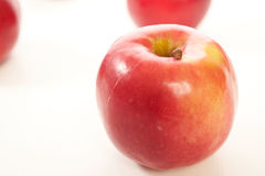 Red apples isolate Stock Photography