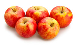 Red apples Stock Photo
