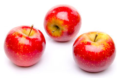 Red ariane apples Royalty Free Stock Photography