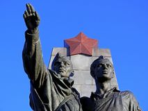 Red Army Memorial Royalty Free Stock Photos