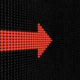 Red arrow Stock Photos