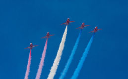 The Red Arrows Stock Photography