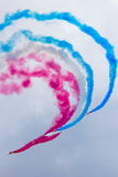 Red Arrows airshow Stock Photos