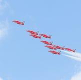 Red Arrows Stock Photos