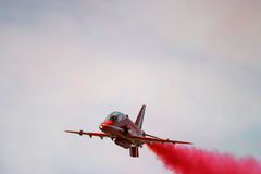 Red Arrows display Stock Photos