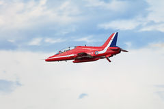 Red Arrows Royalty Free Stock Images