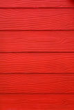 Red artificial wood texture background Stock Image