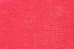Red artistic canvas painted background Stock Images