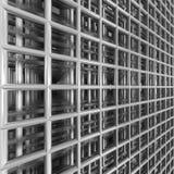 Red atada con alambre del espacio Fotografía de archivo libre de regalías